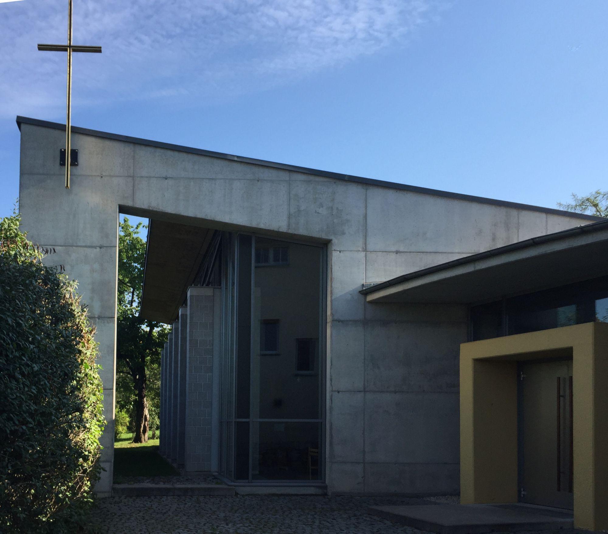 Kirche Regina Apostolorum, Oberweimar - Herz Jesu Weimar
